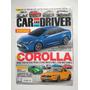 Revista Car And Driver Corolla Mustang Bmw Audi 124 R121.