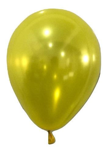 Balões/bexiga São Roque Nº 9 Cintilante C/50un