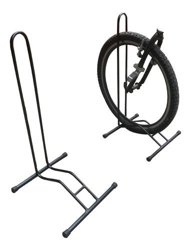 Soporte Bicicletas 2 Und Individuales Bicicletero Porta Bici