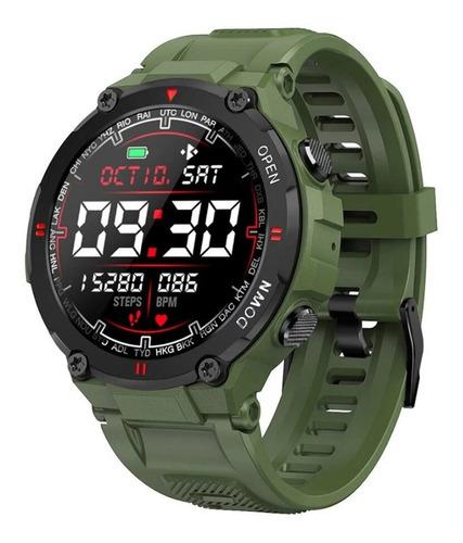 Smartwatch Blitzwolf Bw-at2c Verde - Pronta Entrega