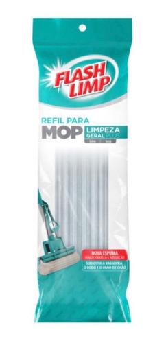 Refil Para Mop Limpeza Geral Plus (nova Espuma) - Flash Limp