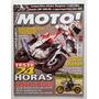 Revista Moto! 176. Honda Cb 300 R, Hornet 600, Frete Grátis