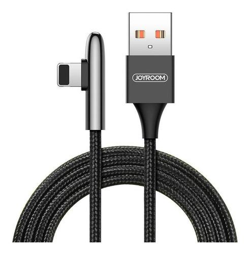 Cable Usb De Carga Rapida Lightning Gaming Joyroom iPhone 2m