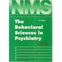 The Behavioral Sciences In Psychiatry Wiener, Jerry M. /