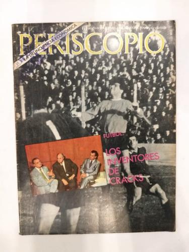 Lote De 16 Revistas Periscopio 1969-1970