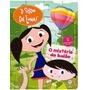 Livro Quebra cabeça O Show Da Luna O Mistério Do Balão