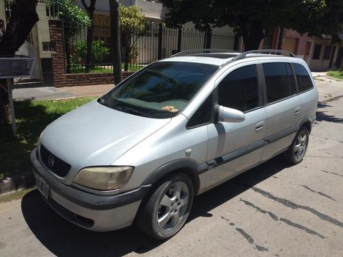 Chevrolet Zafira 2.0 Gls 2005 Financio (aty Automotores)