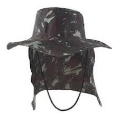 Chapéu Pescador Com Protetor Nuca Você Escolhe O Modelo