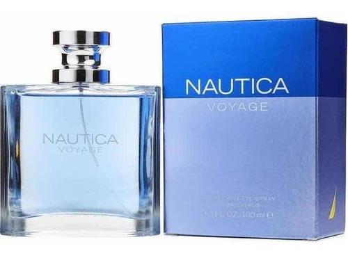 Perfume Locion Nautica Voyage 100ml Original