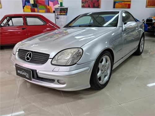 Mercedes-benz Slk 230 2.3 Kompressor Plus Roadster Gasolina