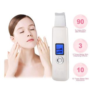 Espatula Masajeador Facial Peeling Ultrasonica Limpia Poros