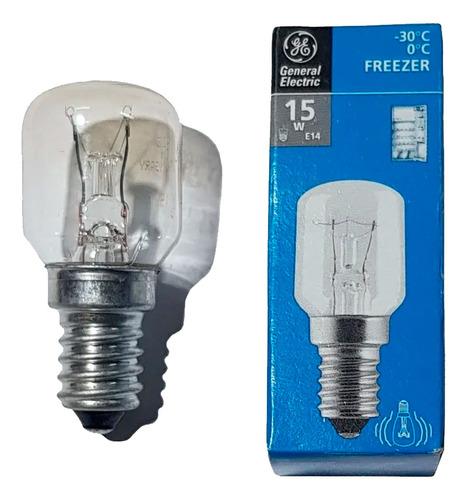 Ampolleta General Electric Lampara De Sal O Refrigerador E14