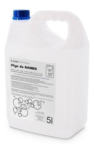 Liquido De Burbujas Galon De 5 Litros -certificado No Toxico