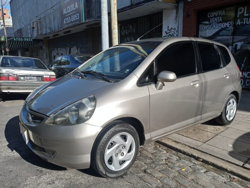 Honda Fit Lx Manual Tomo Auto O Moto Financio Con Dni
