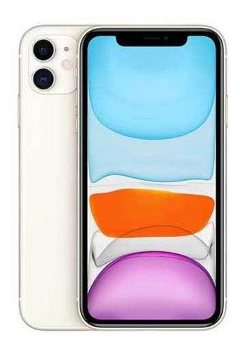 iPhone 11 Branco, Com Tela De 6,1 , 4g, 128 Gb - Mhdj3br/a
