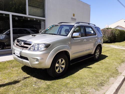 Toyota Hilux Sw4 Srv 4x4 2008