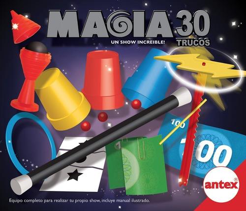 Juego Infantil De Magia 30 Trucos De Antex - Minijuegos