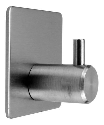Suporte Gancho De Parede Adesivo Cabide Pendurar Metal  5 Kg