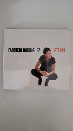 Cd Fabricio Rodríguez Etapas Cd Doble Etapas +  Armoniquero