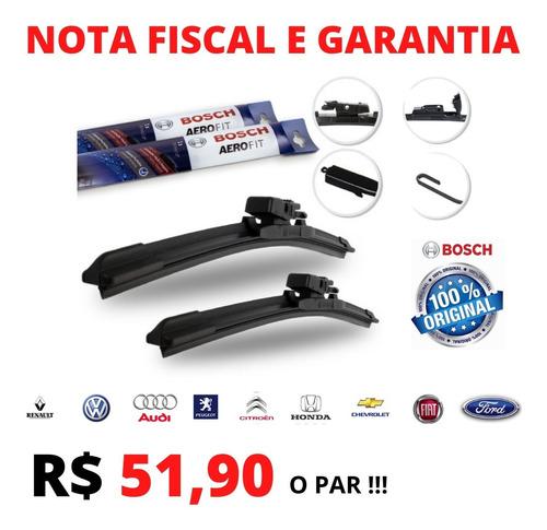 Palheta Bosch Limpador De Parabrisa Original Nf E Garantia
