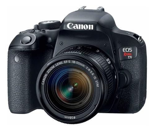 Canon T7i Kit 18 55 Stm