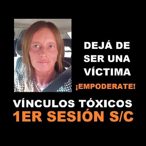 Coach - 1er Sesión S/c - Sesiones Online - Vínculos Tóxicos
