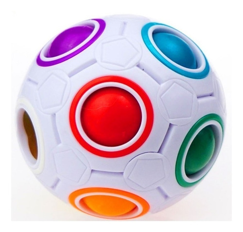 Cubo Mágico Puzzle Raibow Ball Yong Jun