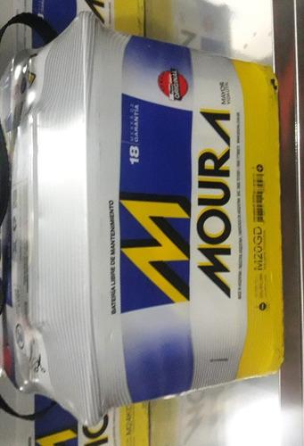 Batería Moura M20gd 12x65 Colocación Gratis