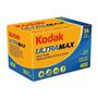 Filme Kodak Ultramax 400 35mm 36 Poses Colorido