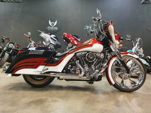 Harley Davidson Electra Glide Classic Customizada Bagger