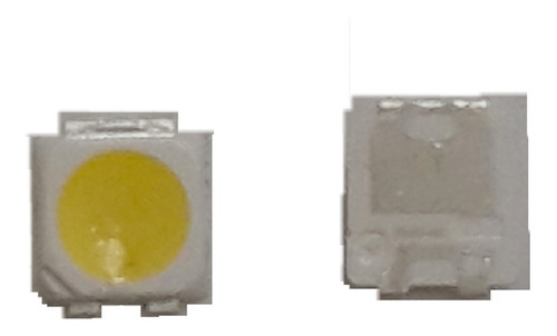 20 Led Smd 3228 1w 3v Para Tiras De Led Backlight Samsung