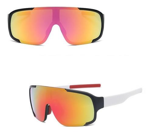Oculos Esportivo Masculino Feminino Ciclismo Proteção Uv 400