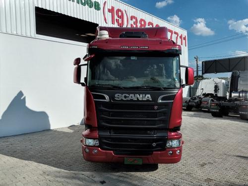 Scania R 560 V8 6x4 Ano 2014 R420 R440 R450 G380 Fh440 Vw