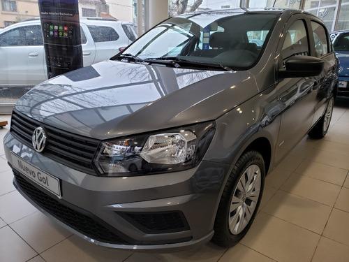 Volkswagen Gol Trend 1.6 Trendline 101cv 0 Km 2020 30