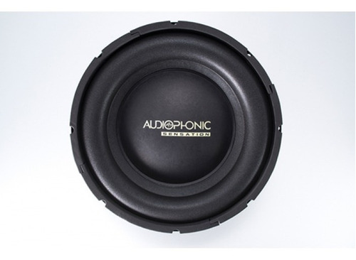 Subwoofer Audiophonic Sensation S1 10 S4 ( 10 Polegadas )