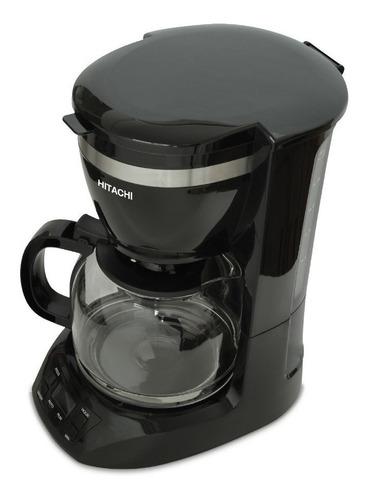 Cafetera Hitachi Hcm-200ar Negra 220v