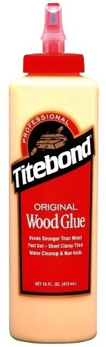 Titebond Original 16 Oz/473ml  Wood Glue