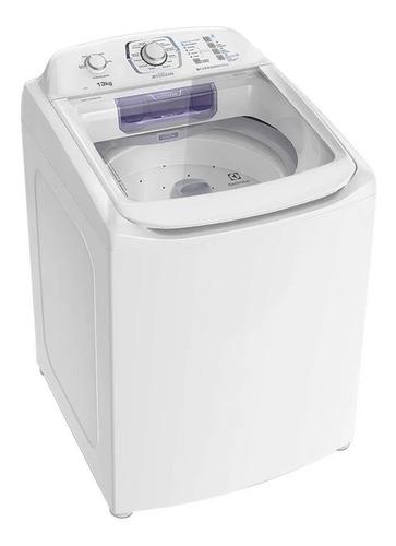 Máquina De Lavar Automática Electrolux Turbo Economia Lac13  Branca 13kg 127v