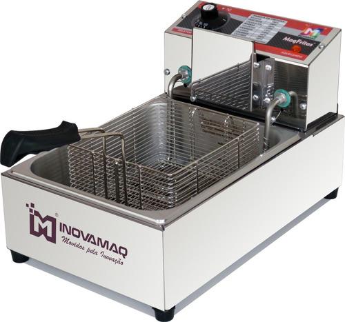 Fritadeira Elétrica Profissional - Inovamaq - Semi Nova -