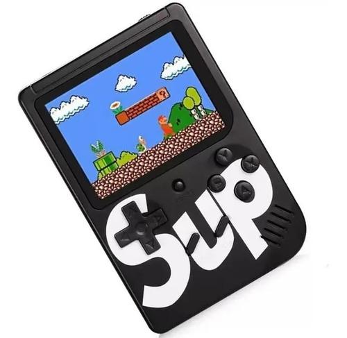 Consola Portatil Retro Sup Game Box Juegos 400 En 1
