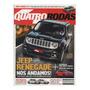 Quatro Rodas Nº661 Jeep Renegade Mercedes C180 Gla Bmw 320i