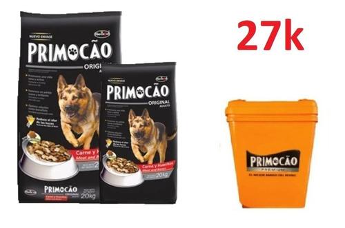 Primocao Original Adulto 27k+contenedor+envio Gratis