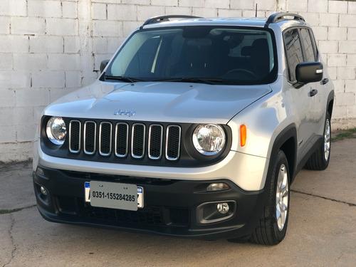 Jeep Renegade Sport 1.8 At 2019 * Financio * Recibo Menor *