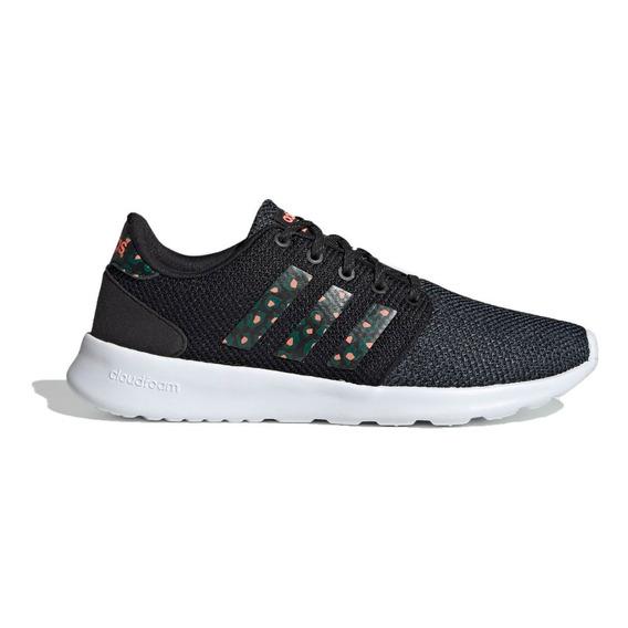 adidas Zapatillas Running Mujer Qt Racer Negro- Nja