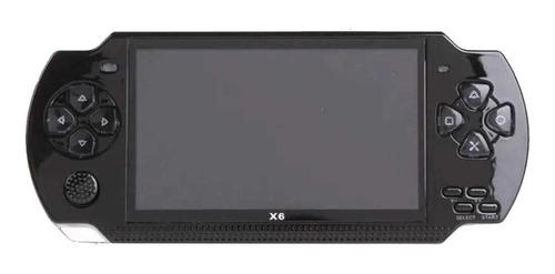 Consola Kanji Kj-pspx6  Color Negro