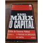 Livro O Capital Karl Marx Livro 2 Volume 3 J7