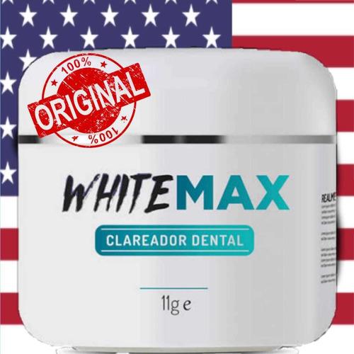 White Max Original Eua - Recuse Imitações