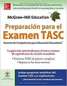 Mcgrawhill Education Preparacion Para El Examen Tasc Edicion