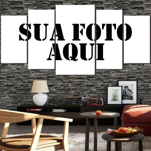 Quadros Decorativo  Sua Foto Personalizada 128x60 Lindo N3