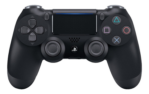 Joystick Inalámbrico Sony Dualshock 4 Jet Black
